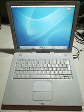 "Apple iBook G4 A1055 Laptop 14"" 933MHz 40GB HD 640MB DDR RAM - Mac OS X Notebook"
