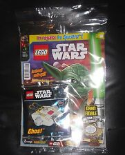 LEGO STAR WARS MAGAZINE 11 + Poster + Limited Edition Polybag The Ghost Rebels