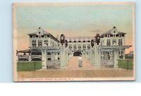 1917 Wildwood Manor Wildwood NJ New Jersey Vintage Postcard B09