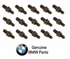 For BMW E34 E36 E39 E46 E53 X5 E60 E83 Set of 15 Cylinder Head Valve Cover Stud