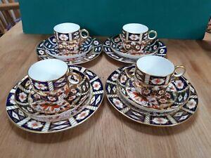 A Royal Crown Derby 12 Piece Tea/Coffee Set in the Imari 2451 Pattern - 1897