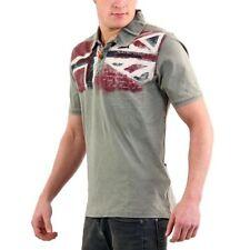 Camicie casual e maglie da uomo Napapijri in cotone taglia L