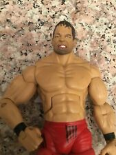 """Chris Benoit WWE Deluxe Aggression Series 7"""" Action Figure Loose"""