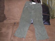 boys cherokee pants size 10 military green colored