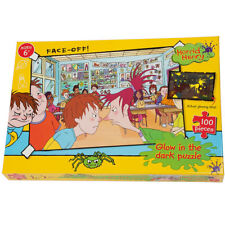 Horrid Henry Glow In The Dark Face Off 100 Piece Jigsaw Puzzle