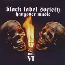 "BLACK LABEL SOCIETY ""HANGOVER MUSIC""  CD NEUF"