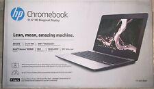 "HP Chromebook - 11.6"" 2GB, WiFi / Bluetooth (11-v033nr)"
