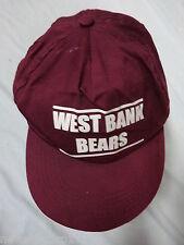 #ZZ4.  WEST BANK BEARS   CAP