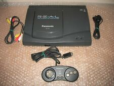 PANASONIC 3DO TOP LOADING FZ-10 CONSOLE IMPORT JAP!