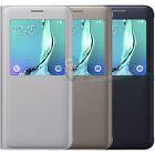 Custodia S-View Cover Originale Samsung pr Galaxy S6 Edge+ Plus G928F case nuova