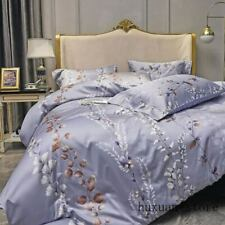 Svetanya Silkly Egyptian Cotton Bedding Linens Sheet Pillowcase Duvet Cover New