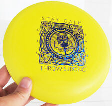 ROC -Limited Edition-NEW- Innova MID RANGE - YELLOW -177g - Throw Strong Stamp