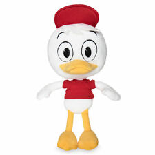 "Disney Authentic DuckTales Huey Plush Toy Doll 12"" Embroidered New"
