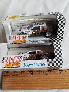 Racing Collectables Club Of America Legend Series #28 Davey Allison Lot of 2