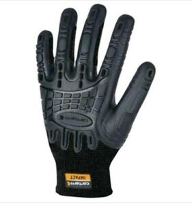 Carhartt Men's Coated C-Grip Work Gloves size Lg