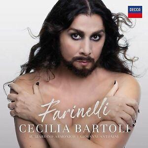 Cecilia Bartoli: Farinelli CD NEW