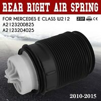 Rear Air Suspension Spring Bag A2123200825 for Mercedes Benz CLS E Class W212