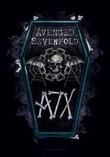 AVENGED SEVENFOLD A7X Heavy Metal Alternative Rock FABRIC POSTER BANNER FLAG New