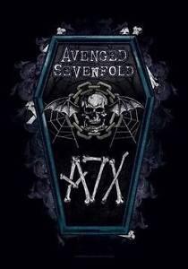 AVENGED SEVENFOLD A7X Heavy Metal Alternative Rock FABRIC POSTER BANNER FLAG New