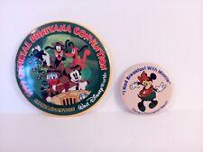 Walt Disney World 1999 Official Disneyana Convention Safari Adventure Button Pin
