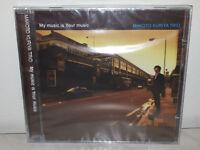 CD MAKOTO KURIYA TRIO - MY MUSIC IS YOUR MUSIC - NUOVO NEW