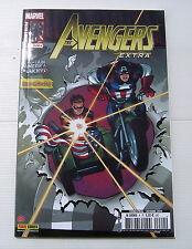 AVENGERS EXTRA . 4 . Captain America & Bucky : masques . PANINI COMICS