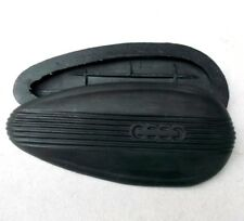 Vintage DKW NZ250 NZ350 NZ350-1 NZ500 Fuel Tank Knee Pad Rubber Left and Right