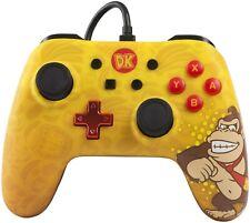 Nintendo Switch Donkey Kong Wired USB Controller PowerA