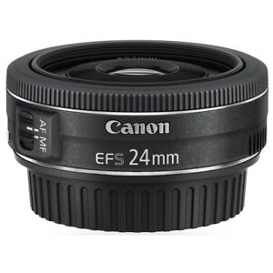 Canon EF-S 24mm F2.8 STM (Used)