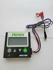 Primos Digital Timer for deer feeder, from Primos Vault feeder, read description