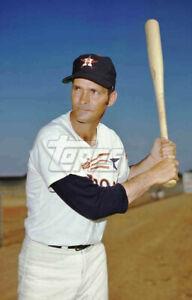 1970 Topps Baseball Original Color Negative.GARY GEIGER Houston Astros RARE