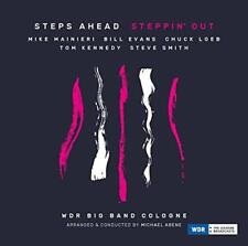 Steps Ahead - Steppin' Out (NEW CD)