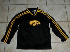 Pro Stuff Collegiate Iowa Hawkeyes Football Jersey Sewn Logos Junior Xtra Large