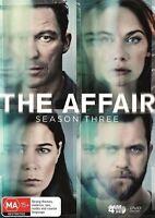The Affair : Season 3 : NEW DVD