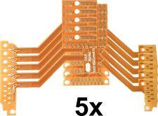 5 x PS4 Controller Custom Easy Remap V2 Board Remapper Mapper Paddles Umbau