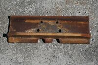 NEW CAT 330C, 330D, 336E Excavator Single Bar Dirt Pads Grouser Track Shoe 27.5""