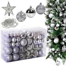 Weihnachtskugeln Christbaumkugeln Weihnachtsdeko Weihnachtsschmuck + 84er Kugeln