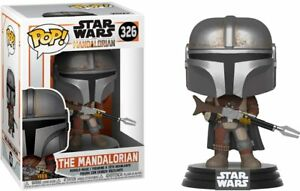 Funko POP ! Vinyl #326 The Mandalorian - Star Wars - NEW IN STOCK!