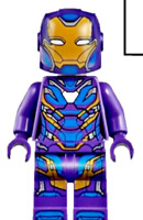 LEGO®. New Minifigure, Marvel. RESCUE (Pepper Potts). 76144