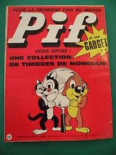 PIF GADGET  N° 87  BON ETAT SANS LE GADGET