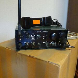 Telefunken FuG 7b Funkgerät, sehr schönes Gerät -- Anschauen --BOS,Polizei,Feuer