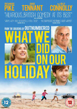 WHAT WE DID ON OUR HOLIDAY DVD NEW REGION 2