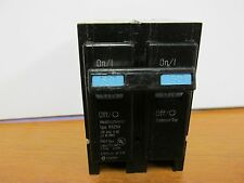 * WESTINGHOUSE 50 AMP 2 POLE CIRCUIT BREAKER BR250  ..... VS-303