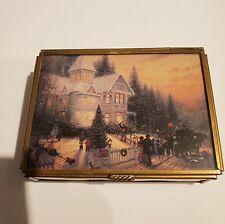 Thomas Kinkade Trinket Box