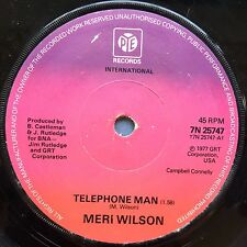 Meri Wilson - Telephone Man / Itinerary - Pye Records 7N-25747 Ex Condition
