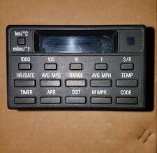 Original BMW E34 M5 Onboard Trip Computer OBC E32 750iL 740iL 535i 525i #0408