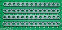 Lego Technic Light Bluish Grey Liftarm 1x13 4 pieces NEW!!!