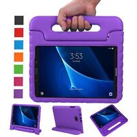 "Kids Shockproof EVA Handle Case Cover For Samsung Galaxy Tab E Tablet 7"" 8"" 9.6"""