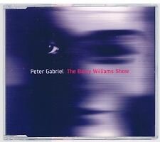 PETER GABRIEL (GENESIS)  THE BARRY WILLIAMS SHOW CD SINGOLO SINGLE  cds