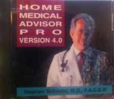 DR. SCHUELER'S MEDICAL ADVISOR PRO ver. 4.0 - (Windows, 1995, PC)  (0681)